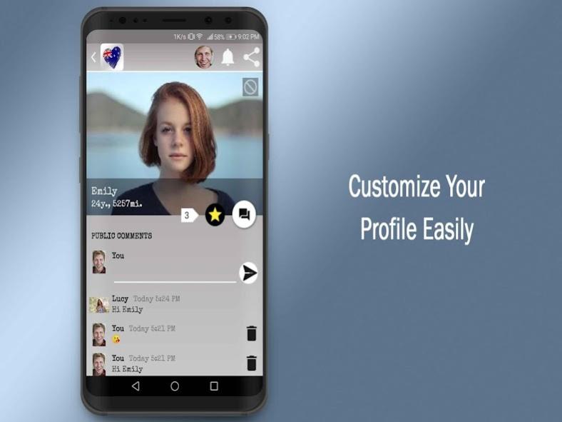 Australian Dating Apps gratuit