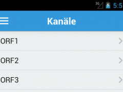 Austrian Television Guide Free 1.5 Screenshot