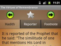 Authentic Hadith Collection 2 Screenshot