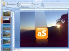 authorSTREAM Desktop - PowerPoint Add-in 1.0.2.139 Screenshot