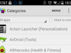 Auto App Category 1.21.0 Screenshot
