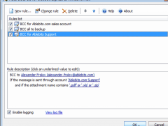 Auto BCC for Outlook Express 1.0.7.59 Screenshot