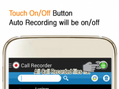 Auto Call Recorder -MP3 record 1 2 3 Free Download