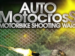 Auto Motocross Motorbike Shooting Wars – The Offroad Race Battle And Drifting Game for Kids PRO 1.0 Screenshot