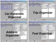 Auto Organizer Deluxe 4.12 Screenshot