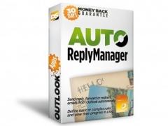 Auto Reply Manager Outlook Autoresponder 3.0.142 Screenshot