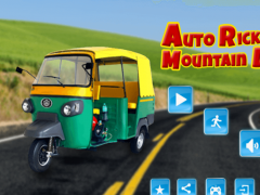 Auto Rickshaw Mountain Drive 1.0 Screenshot