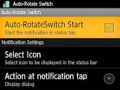 Auto-Rotate Switch 2.5.3 Screenshot