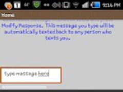 Auto Text Replier 1.0 Screenshot