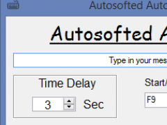 Auto Typer by Autosofted 1.1 Screenshot