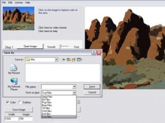 Auto Vector 1.0 Screenshot