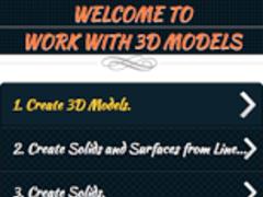 Autocad 3D 2013 Tutorial 1.0 Screenshot