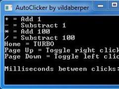 AutoClicker  Screenshot