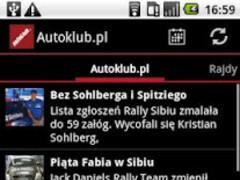 Autoklub.pl 1.6 Screenshot