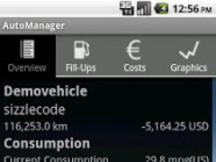 AutoManager 1.0 Screenshot