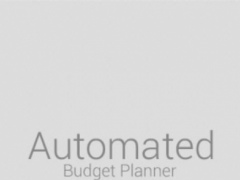 Automated Budget Planner 1.0 Screenshot