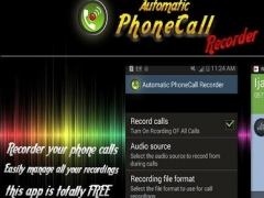 Automatic Phone Call Recorder 1 2 Free Download