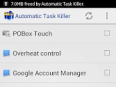 Automatic Task Killer 4.0.5 Screenshot