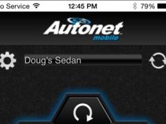 Autonet Mobile CarKey Application 2.6.0 Screenshot