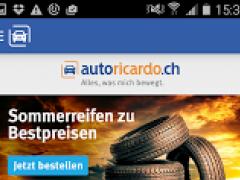 autoricardo.ch 5.1 Screenshot