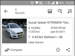 Review Screenshot - Car Finder – Simplifying Search for Used Cars and Bikes