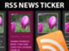 AutoScroll RSS News Ticker 1.0 Screenshot