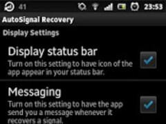 AutoSignalRecovery Free 1.15 Screenshot