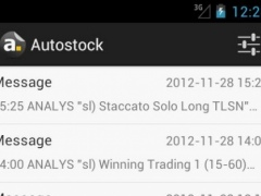 Autostock 1.0 Screenshot