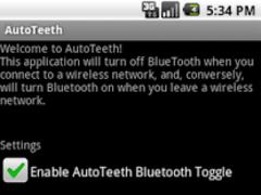 AutoTeeth 1.1 Screenshot