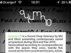 Autumn 10 2.1 Screenshot
