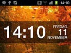 Autumn HD for GO Launcher EX 1.5 Screenshot