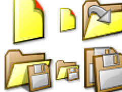 Autumn Icons (Small and Large edition) 1.0 Screenshot