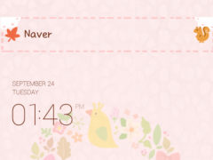 Autumn leaves wreath dodol 4.1 Screenshot