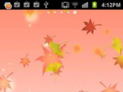 Autumn tint Live Wallpaper 2.42 Screenshot