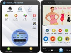 Media Player Morpher 6.2.1 Screenshot