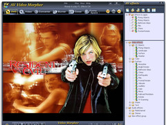 AV Video Morpher 3.0.9 Screenshot