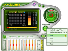 AV VoizGame 6.0.61 Screenshot