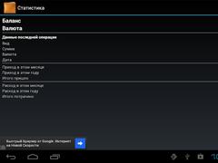Avangard-Tracker 1.55 Screenshot