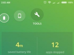 Review Screenshot - Battery Saver – Your Ticket to Conserving Your Phone's Battery Power