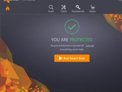 Avast Pro Antivirus 2015 2015.10.2.2214 Screenshot