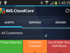 AVG Business CloudCare 3.2 Screenshot