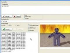 AVI 2 DVD & VCD 1.0 Screenshot