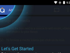 Avia Media Player (Chromecast) 7.2.40154 Screenshot