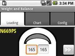 Avilution Weight and Balance 1.0.17 Screenshot