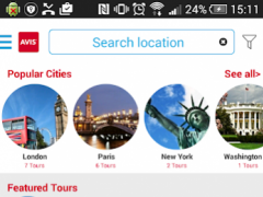 Avis Travel Guide & Tours 1.0.3 Screenshot
