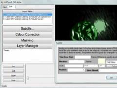 AVISynth UI  Screenshot
