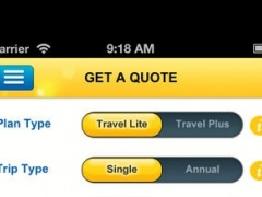Aviva Singapore Travel 2.8.7 Screenshot