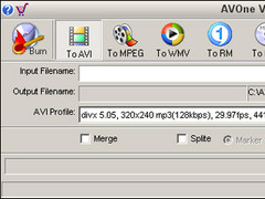 AVOne Video Converter 4.4 Screenshot