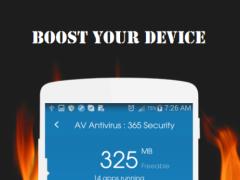 AVS AntiVirus 365 Security 1.1 Screenshot