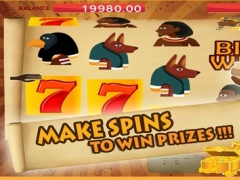 Awaking of Mystery Egyptian's Way - Dynasty Pharaoh - Slots Machine Free 1.0 Screenshot